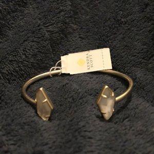Kendra Scott Lilith Cuff Bracelet NWT